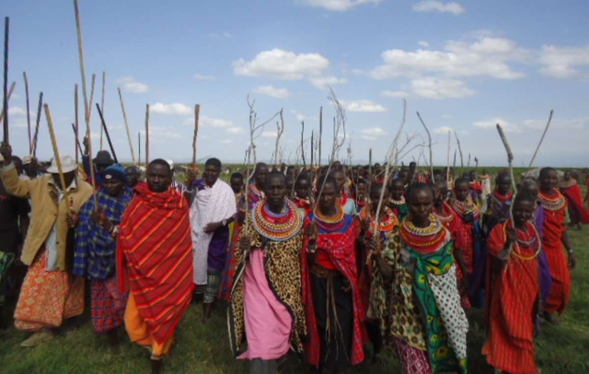 Kenyas Samburu tribe has urged the UK to ratify ILO 169.