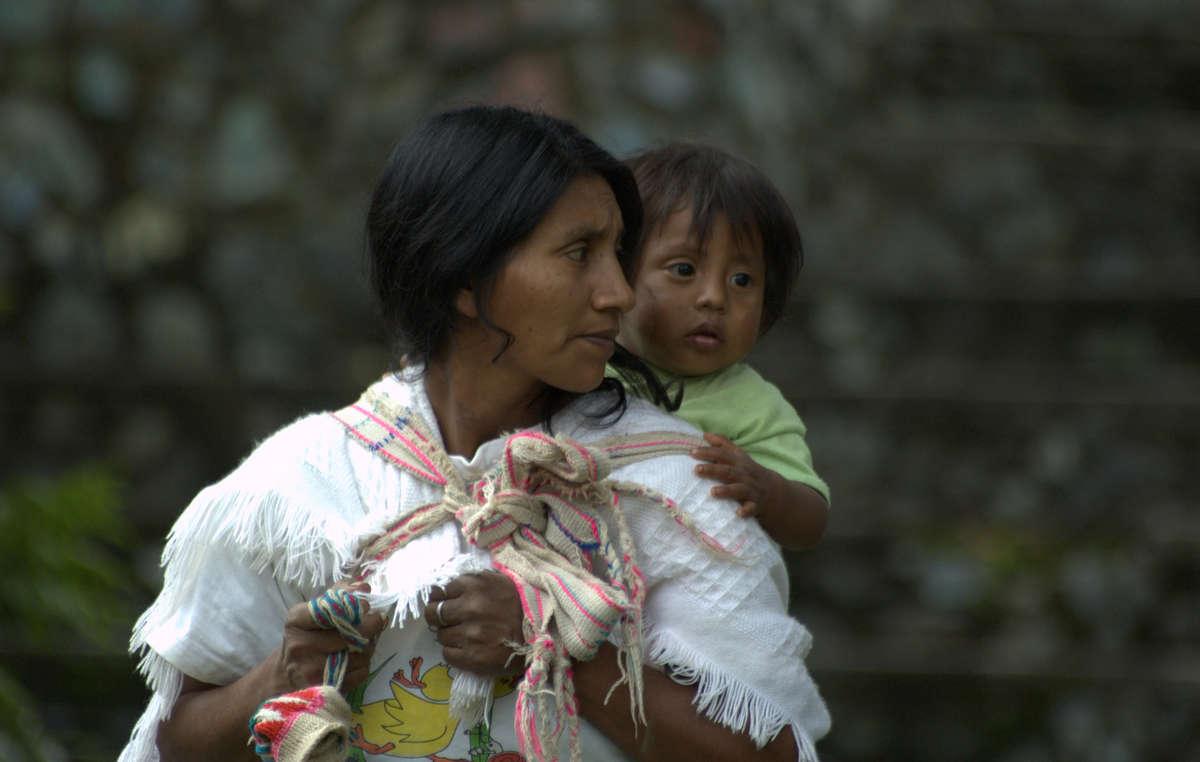 Les Indiens nasa de Colombie sont pris entre les deux feux violents de larmée colombienne et des groupes armés illégaux