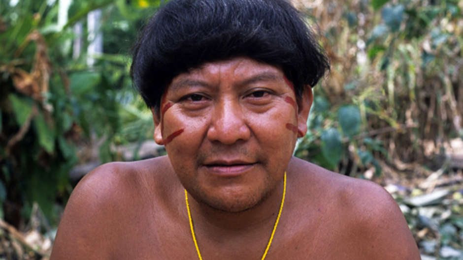 "Renowned Yanomami shaman Davi Kopenawa, the ""Dalai Lama of the Rainforest,"" has won this year's Right Livelihood Award"