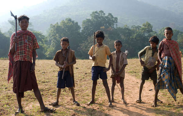 Tribal peoples like the Dongria Kondh have spoken out passionately against the expansion of Vedanta's refinery at the foot of the Niyamgiri Hills.