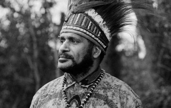 Benny Wenda, a Papuan tribal leader, says what Jared Diamond is writing about his people is misleading.
