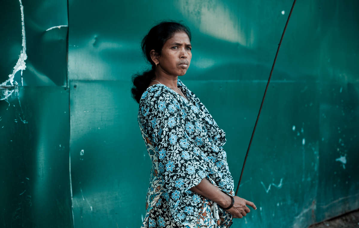Soni Sori, an Adivasi activist who's been imprisoned, raped and tortured for her fearless defence of her people's rights.
