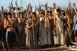 The Asháninka tribe are protesting against another dam, Pakitzapango, planned under Peru and Brazil's energy pact.