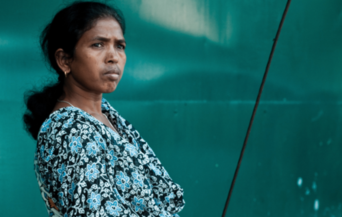 oni Sori, an Adivasi (tribal) woman from India who has been imprisoned and tortured having spoken out about the Maoist party and mining companies.