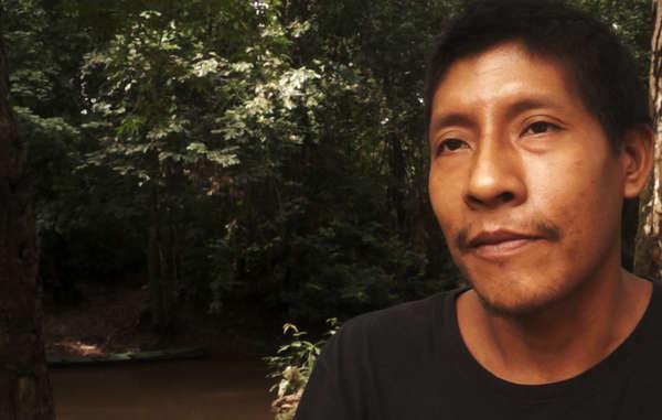 In einem seltenen Videoaufruf bitten die Awá Brasiliens Justizminister, jetzt zu handeln und ihr Land zu schützen.