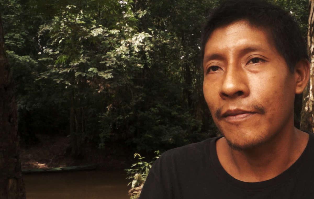 In un raro video messaggio, gli Awá hanno chiesto al Ministro della Giustizia brasiliano di agire subito per proteggere la loro terra.