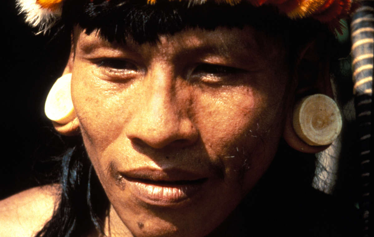 Waorani land in Ecuador is under huge pressure from oil companies and loggers