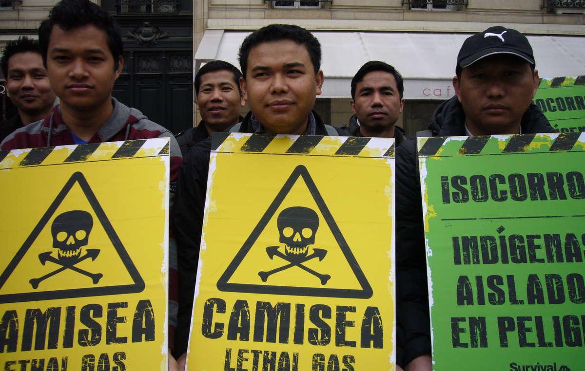 Los jummas de Bangladesh se solidarizan con los indígenas aislados de Perú.