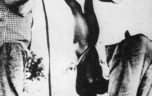 Atrocities against the Cinta Larga tribe were exposed in the Figueiredo report, commissioned by Brazil's Minister of the Interior in 1967 and recently rediscovered. After shooting the head off her baby, the killers cut the mother in half.