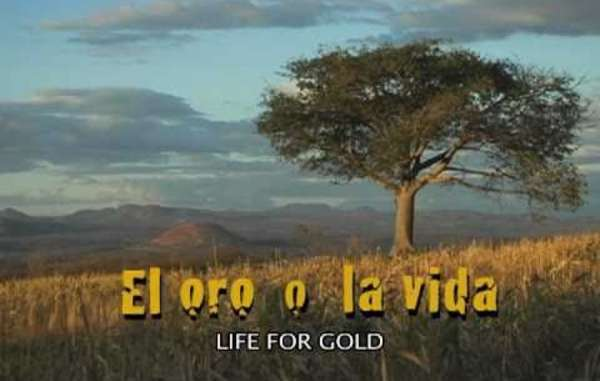 """""""El oro o la vida"""" gana el Premio Survival en el Festival de Cine y Derechos Humanos de Barcelona."""