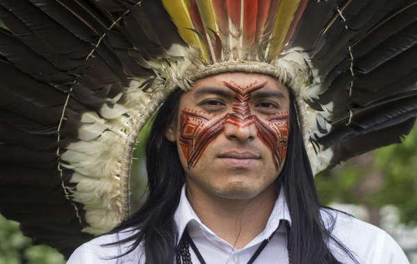 Nixiwaka will auf die Misere der Awá aufmerksam machen, des am stärksten bedrohtesten indigenen Volkes der Erde.