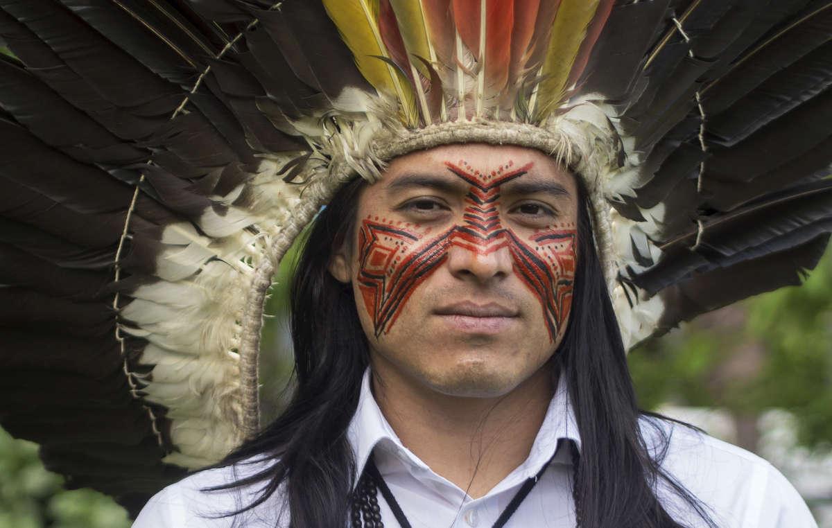 Nixiwaka quer gerar atenção para a situação dos Awá, a tribo mais ameaçada do mundo.