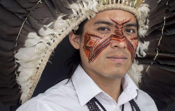 Nixiwaka Yawanawá wird als erster Indigener aus dem Amazonasgebiet den Ben Nevis-Berg besteigen.