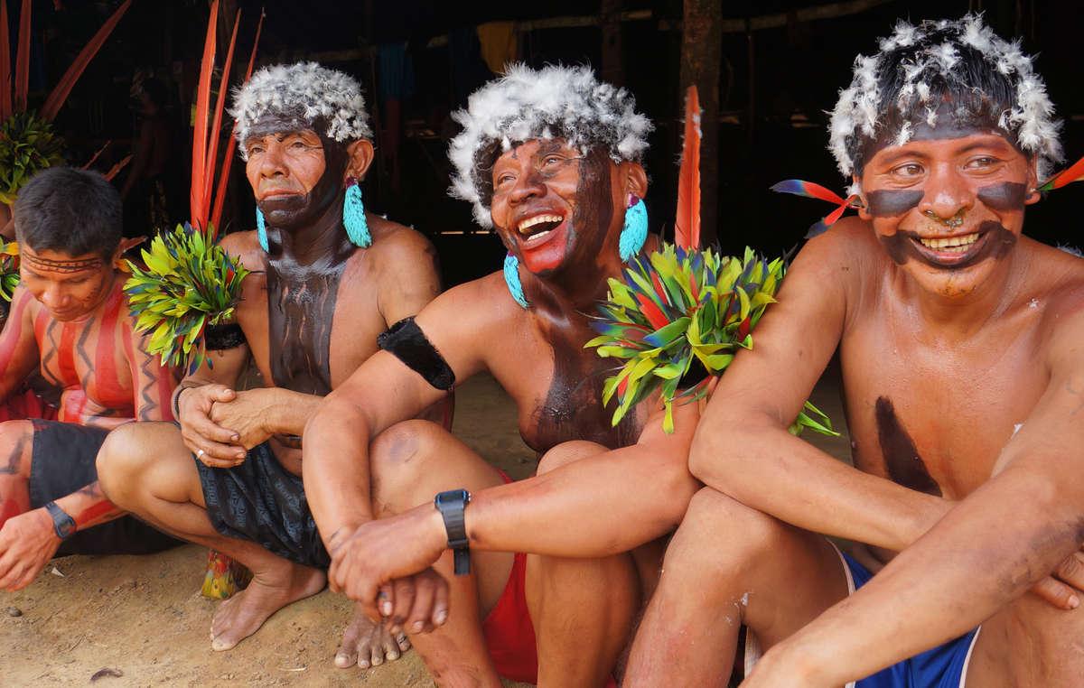 Los pueblos indígenas son los mejores guardianes de la naturaleza. Es fundamental respetar sus derechos territoriales: por los indígenas, por la naturaleza, por la humanidad.