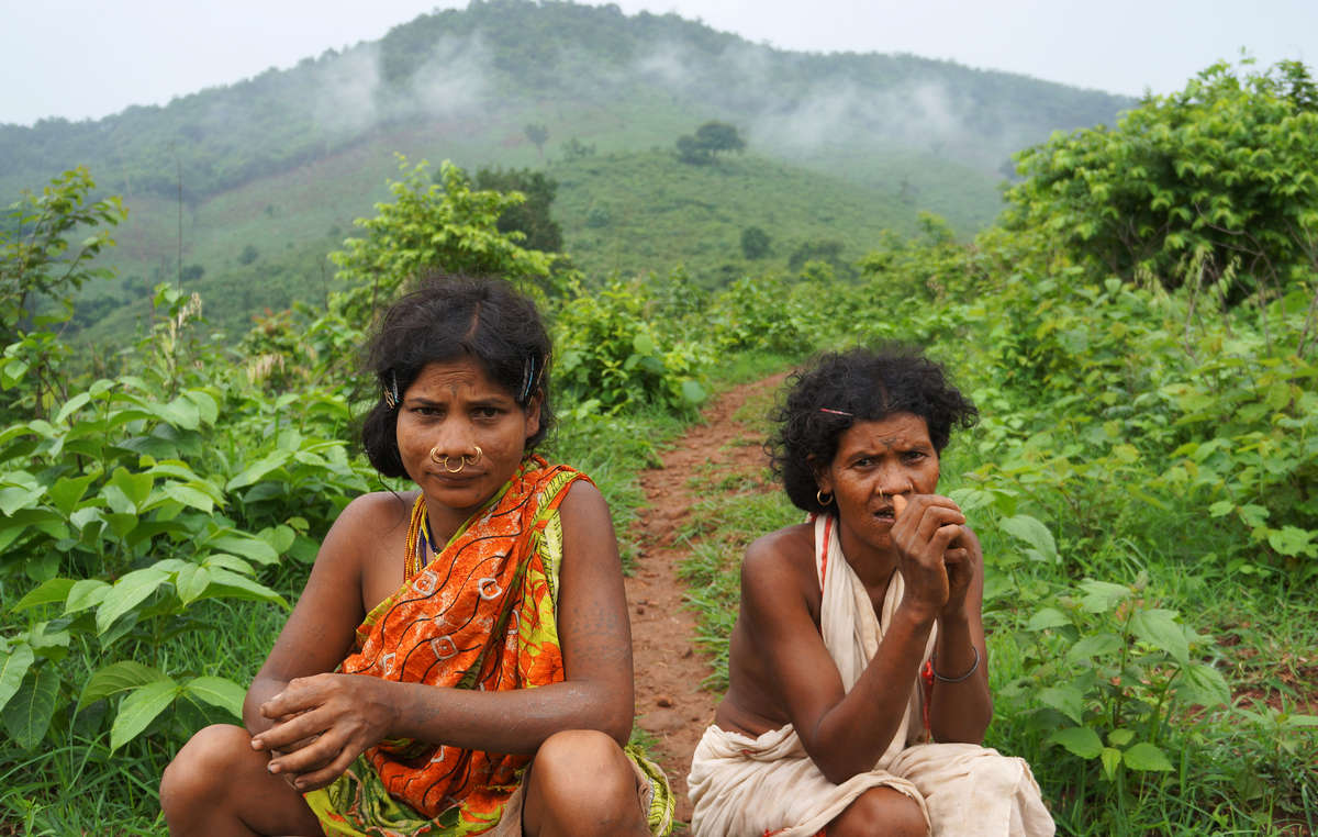 The Dongria have lived in the Niyamgiri Hills for generations. They depend on the environment for food, and have a deep sense of connection to it.