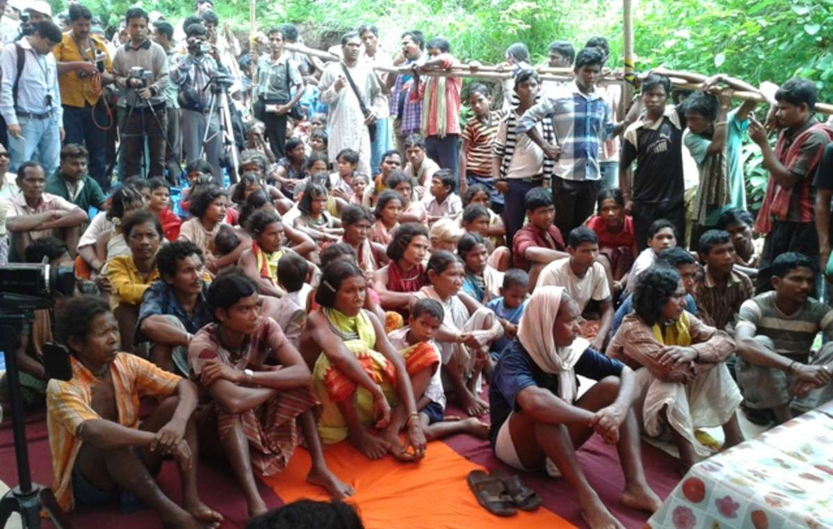 The Dongria unanimously voted against Vedantas mine during twelve village consultations.