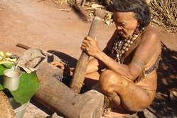 Ururu, the oldest member of the Akuntsu tribe, has died.