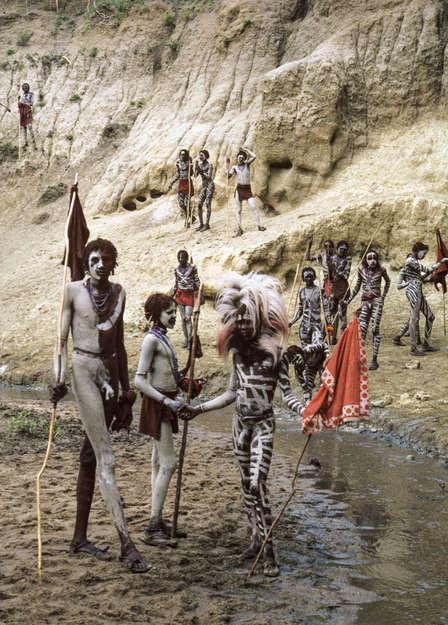 Massai körpergröße