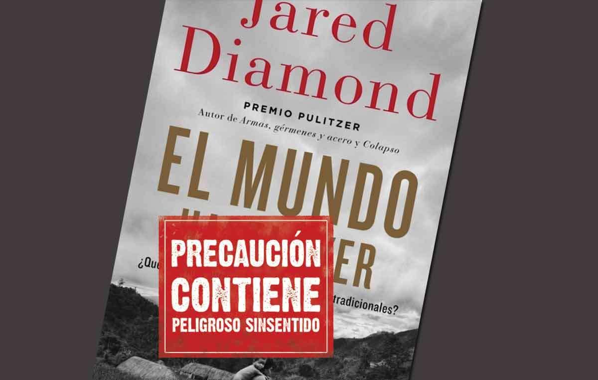 """El libro de Jared Diamond se encuentra en el punto de mira por retratar a los pueblos indígenas como proclives a la guerra que viven """"anclados en el pasado."""