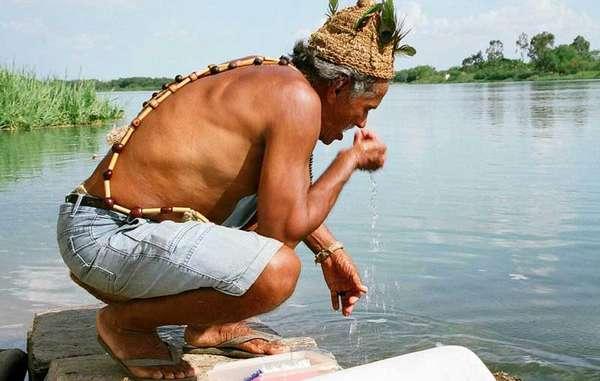 La diga Jirau minaccia le vite di diverse tribù amazzoniche, tra cui alcuni Indiani incontattati.