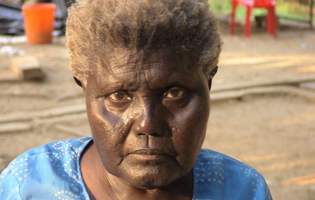 Boa Sr était lultime membre de la tribu Bo.