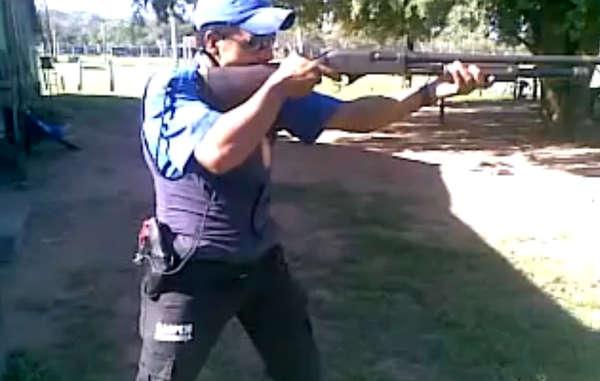 Les Guarani ont rapporté que les hommes armés appartiennent à la compagnie de sécurité Gaspem, une 'milice privée' de triste notoriété'.