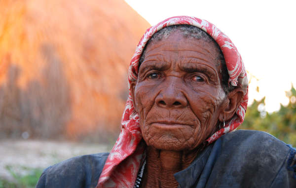 Botswana's Bushmen have been forcibly evicted from their ancestral lands and are routinely arrested for hunting game, their main means of survival.