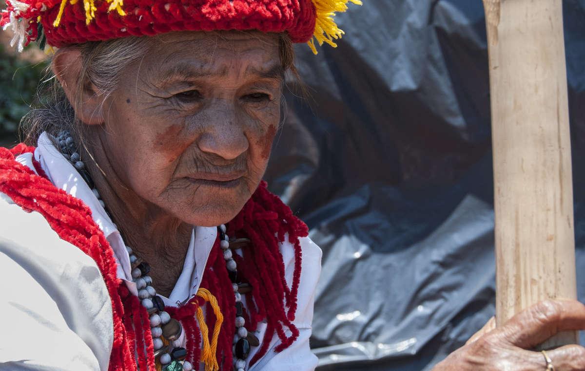 Seit Jahrhunderten sind die Guarani auf der Suche nach dem Land ohne Übel.