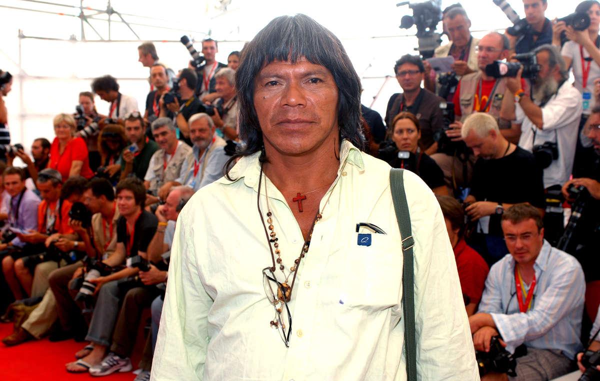 En 2008 Ambrósio avait assisté à la première de La terre des hommes rouges au Festival du Film de Venise.