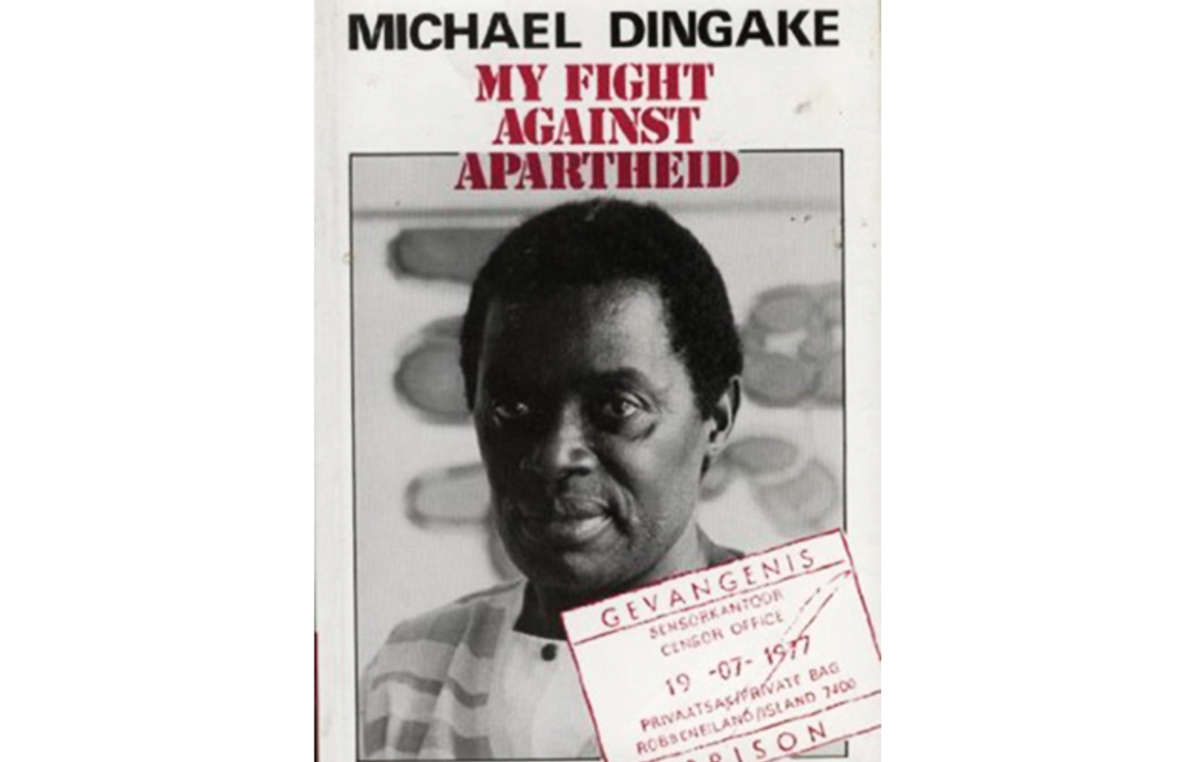 In 1987 Dingake published his autobiography, 'My Fight against Apartheid'.