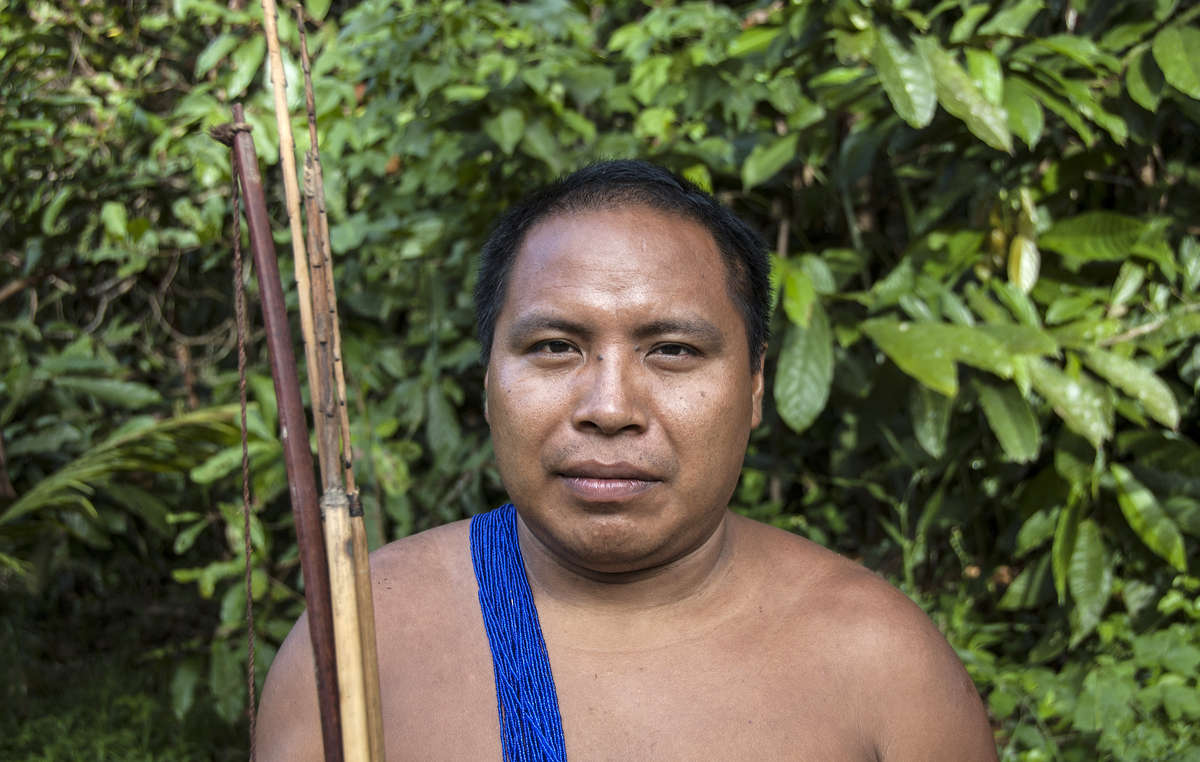 Waiãpi Indians are firmly against President Temers decision to abolish a reserve in the Amazon