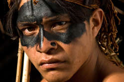 The 2008 Brazilian-Italian film 'BirdWatchers' highlights the plight of the Guarani Kaiowá Indians in Brazil.