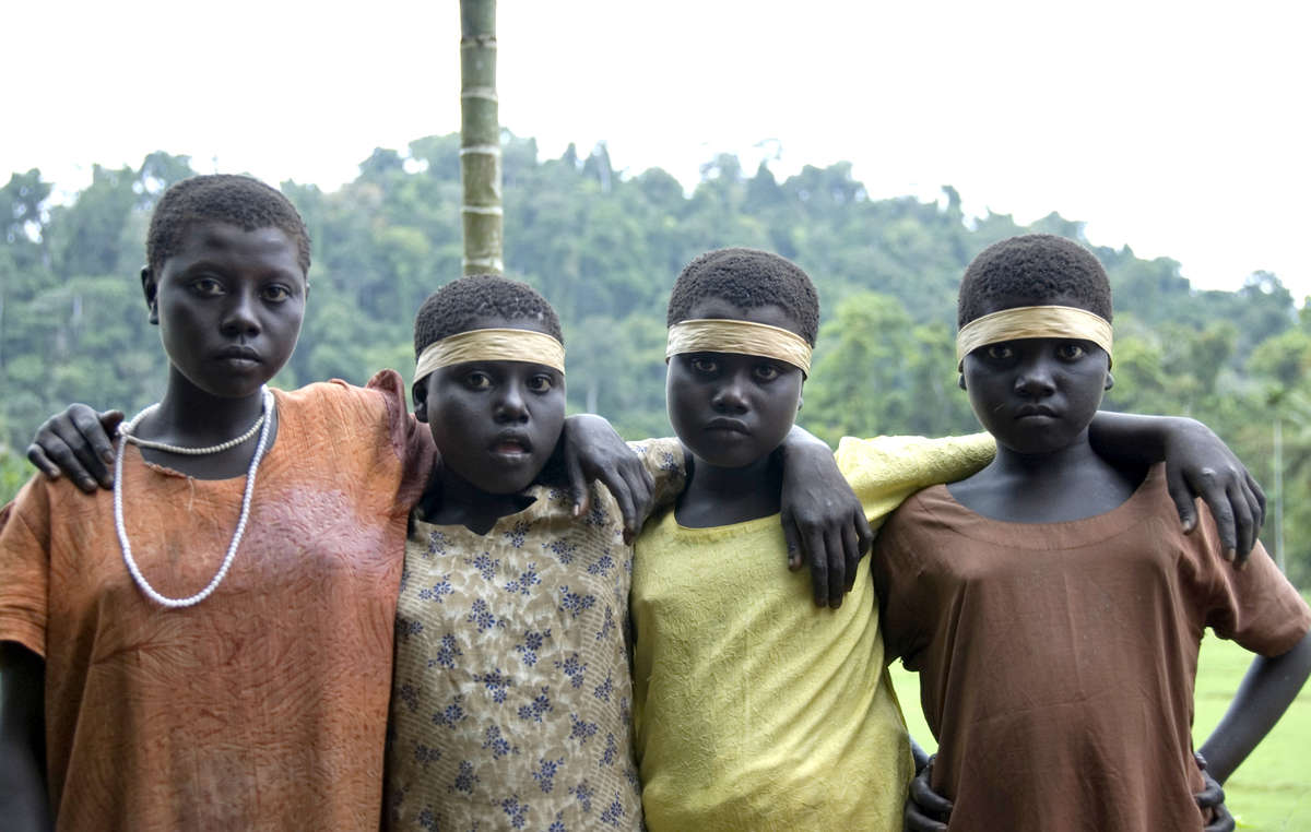 The Jarawa have lived by fishing and foraging in the Andaman Islands for millennia. But encroachments from British and then Indian settlers have made life increasingly difficult for them.