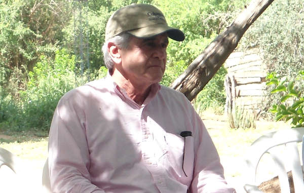 Brazilian rancher Marcelo Bastos Ferraz rejected the Ayoreos plea to stop destroying the forest inhabited by their uncontacted relatives.