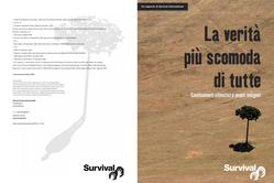 """Dossier """"La verità più scomoda di tutte"""" - cambiamenti climatici e popoli indigeni"""