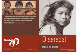 "Dossier ""Diseredati, indiani del Brasile"""