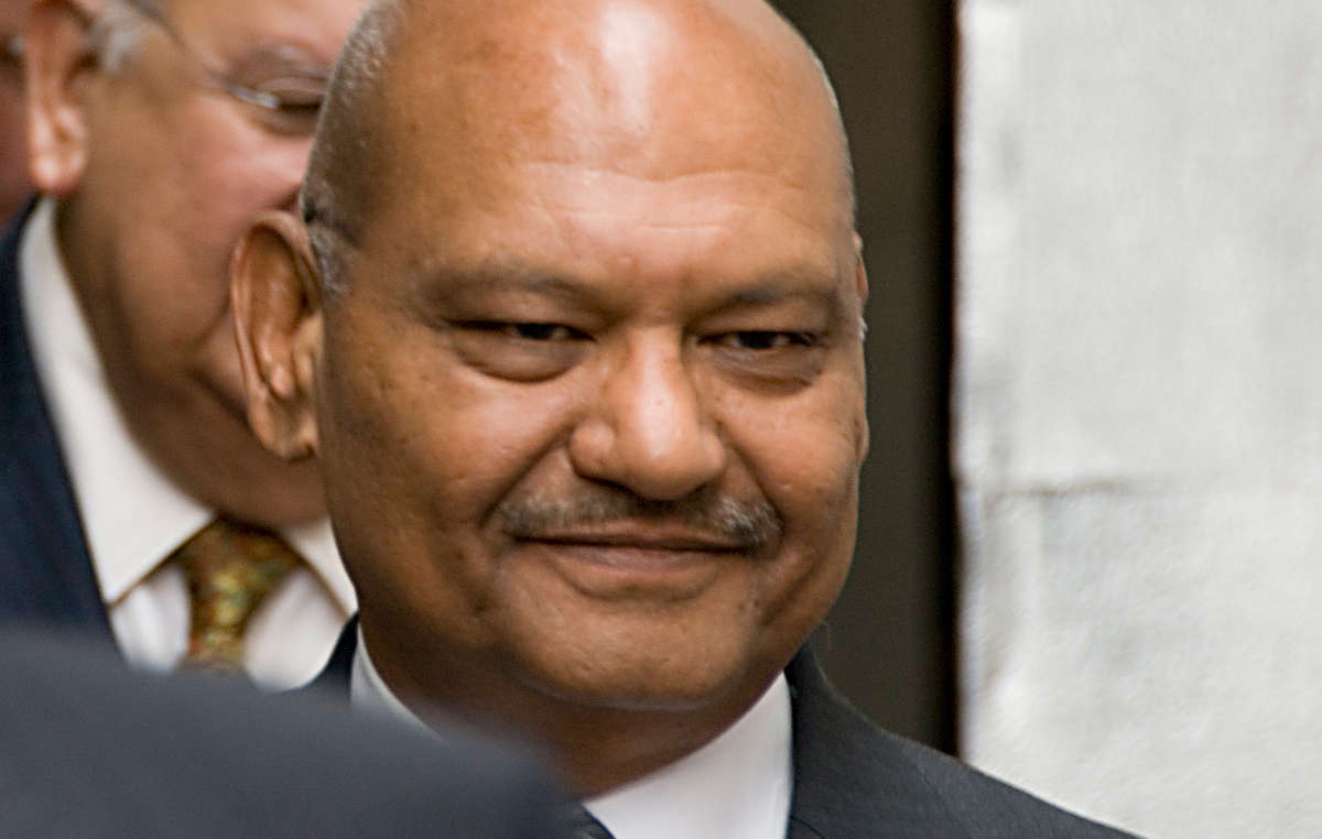 Anil Agarwal, Vedanta Resources' Chairman