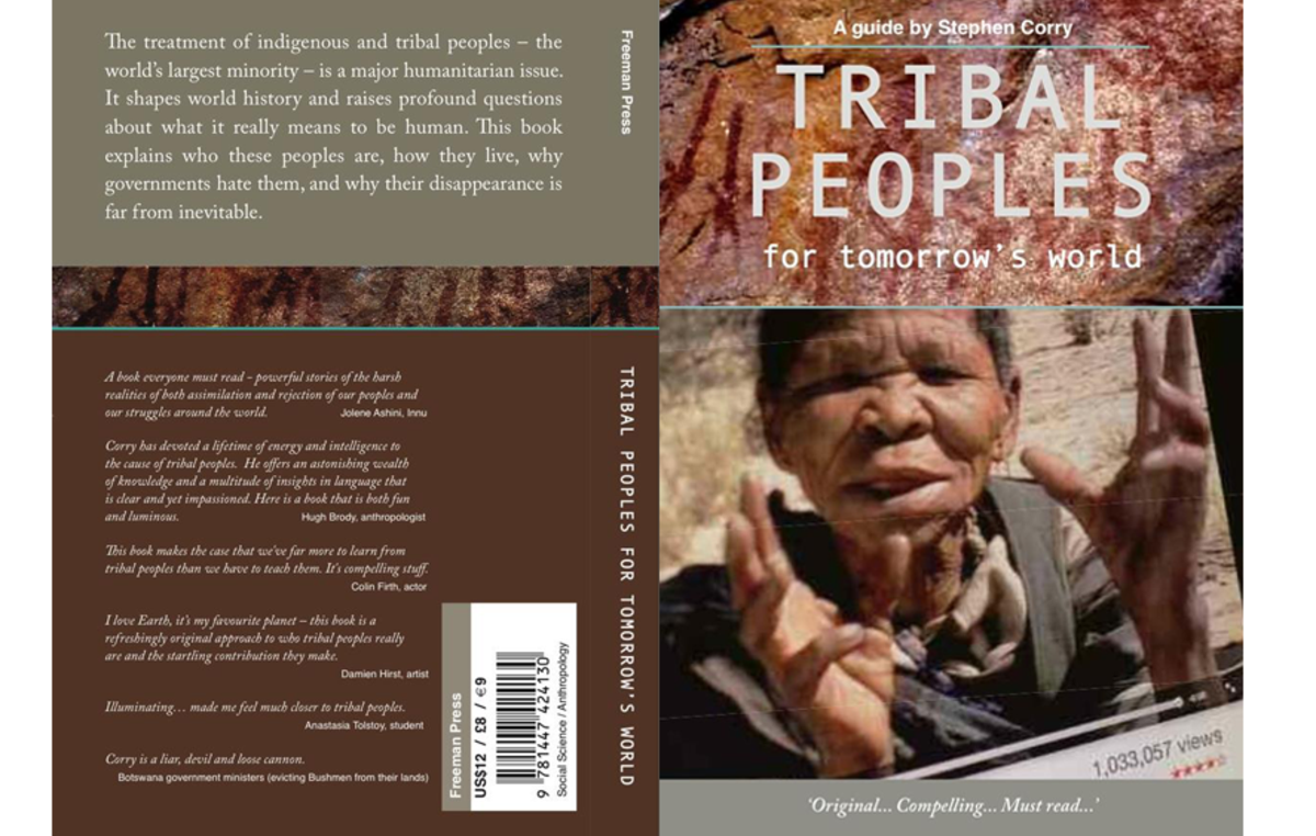 """""""Tribal peoples for tomorrow's world"""""""