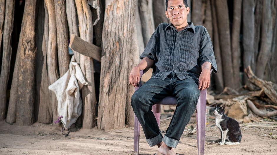Chagabi Etacore, un líder y defensor medioambiental ayoreo-totobiegosode muy respetado, ha fallecido.