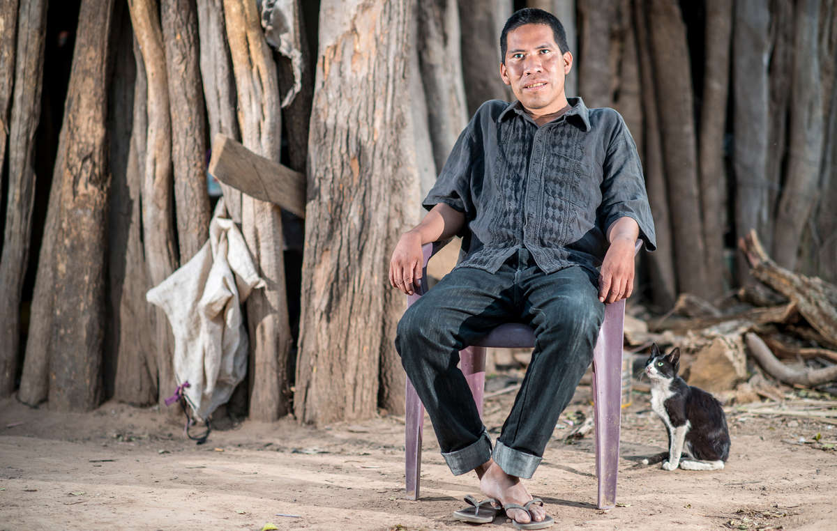 Chagabi worked for decades alongside his people to defend their ancestral land and uncontacted relatives.
