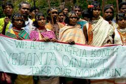 Dongria Kondh protest against Vedanta Resources, Niyamgiri, India
