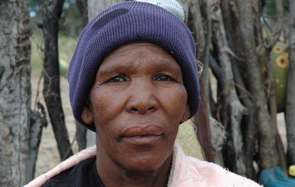 The Bushmen have faced decades of persecution at the hands of their own government