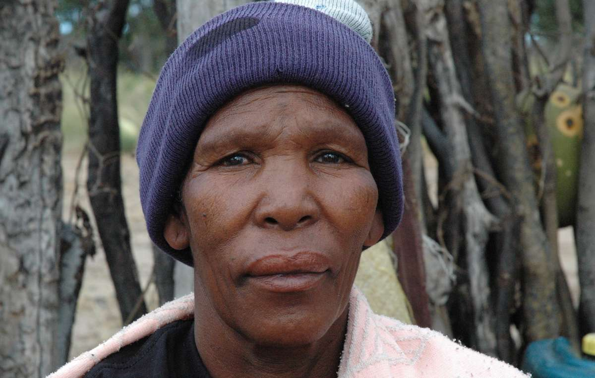 Gakeitsiwe Gaorapelwe was arrested and tortured by wildlife scouts, Botswana.