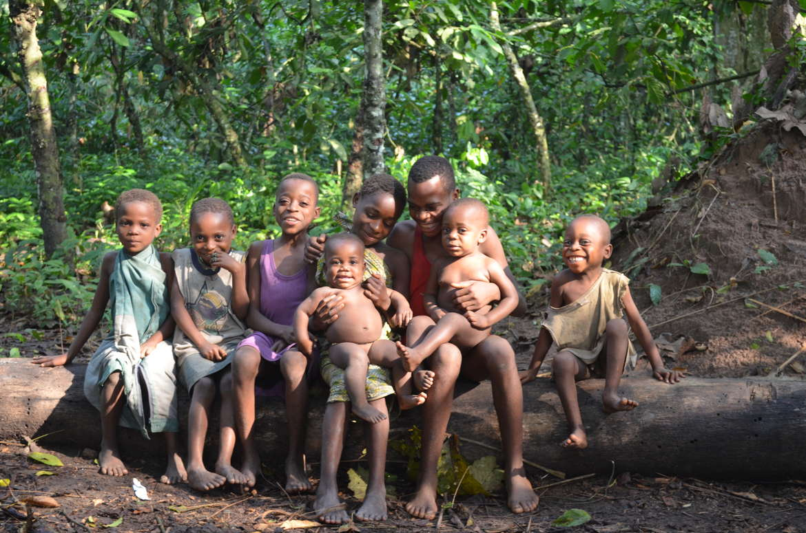 """The Mbendjele """"Pygmies"""" are the eyes and ears of Congo's northeastern forests."""