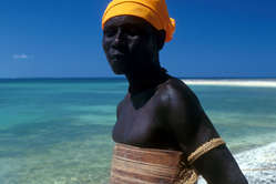 Jarawa, Andaman Islands
