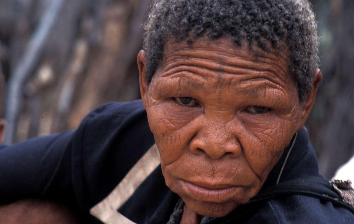 Xoroxloo Duxee est morte de déshydratation après le démantèlement du puits des Bushmen.