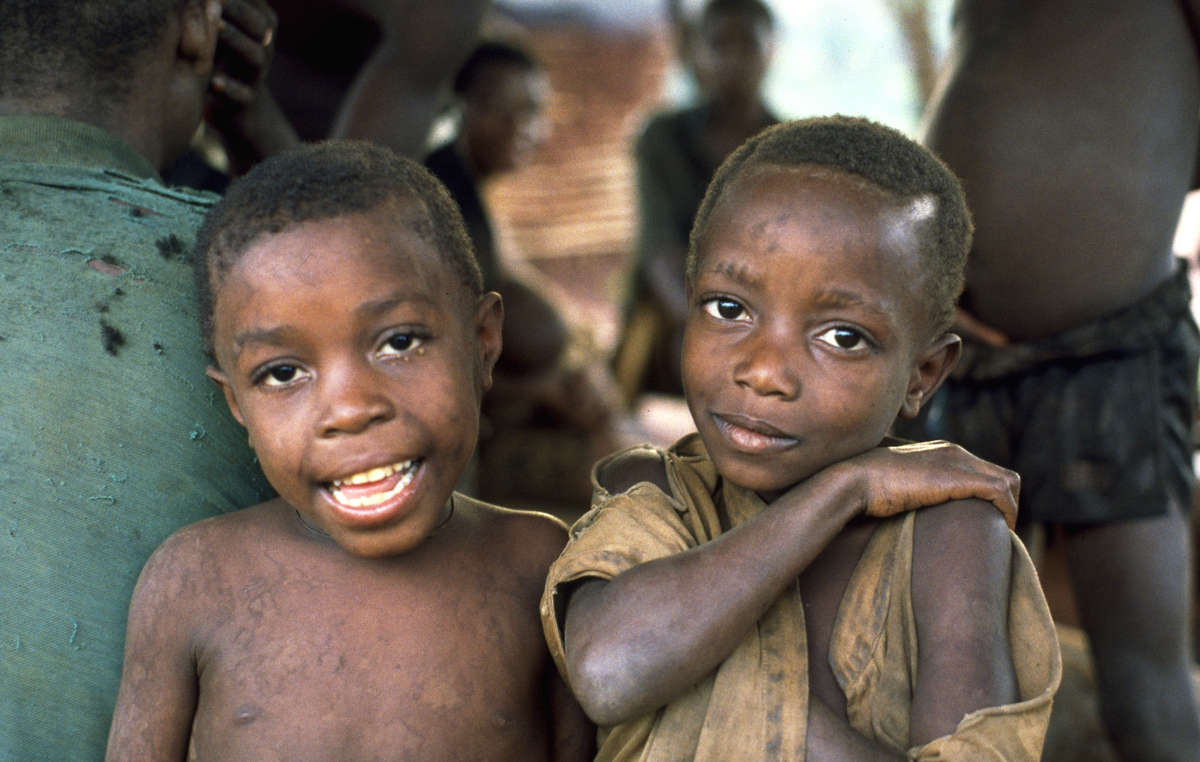 Baka and other hunter-gatherer peoples have lived sustainably in the African rainforest for generations