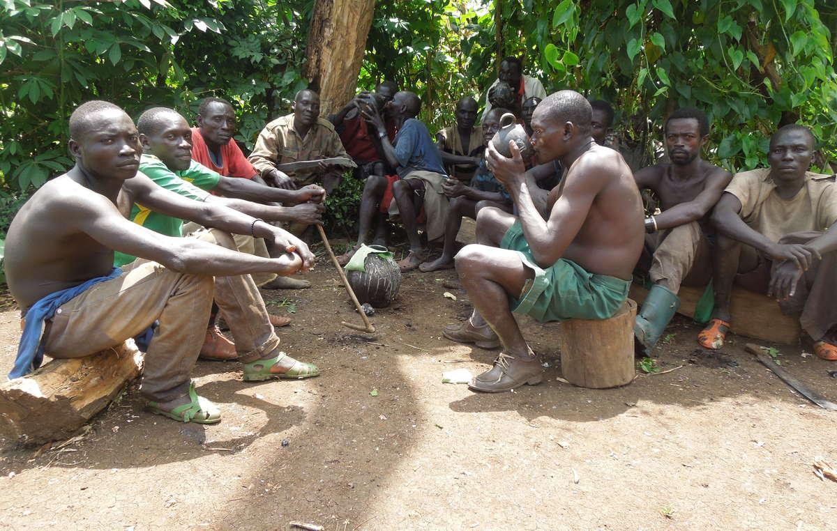 """Esperti hanno descritto le violenze contro i Chabu come un """"genocidio emergente""""."""